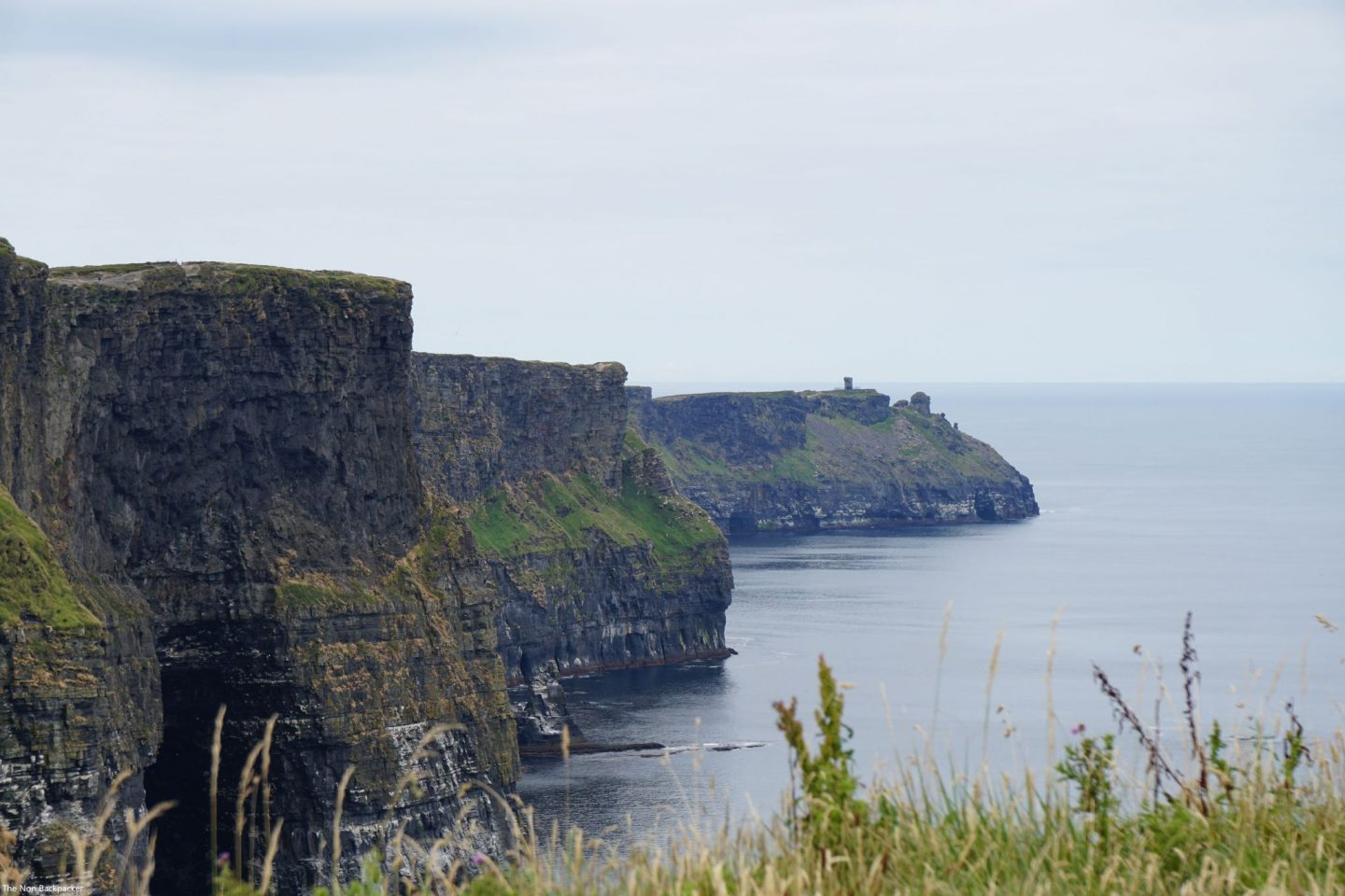 A walk along The Cliffs of Moher